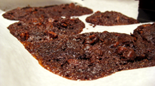 goodbye gourmet double chocolate coconut cookies